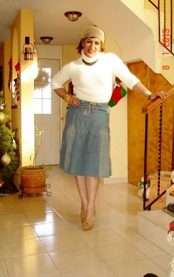 Choosing a winter outfit 1 by NanVL