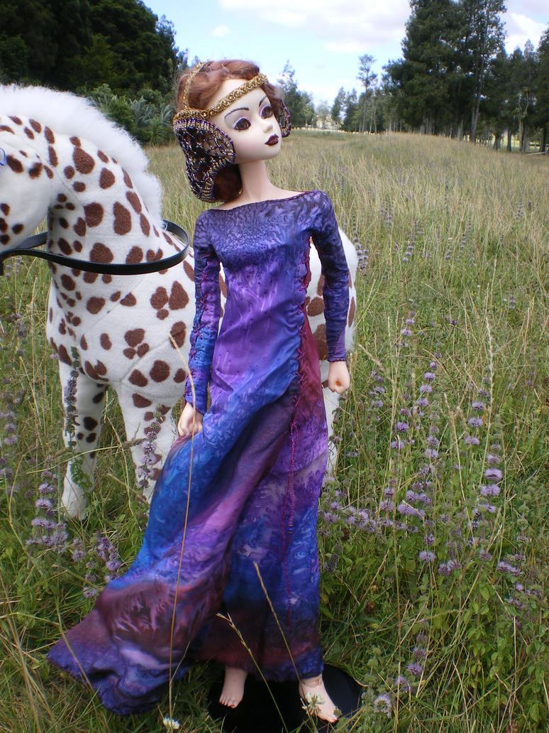 Medieval Dollfie Maiden 8 by raewhitewolf
