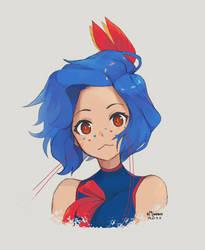 Shrimp Girl