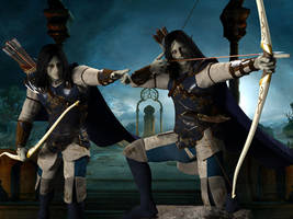 The Sons Of Elrond by korstemplar