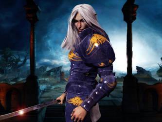 Thingol of Doriath by korstemplar