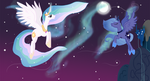 Creating the Aurora Borealis