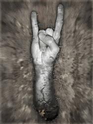 power of metal by CorentinChiron