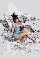 Girl by CorentinChiron