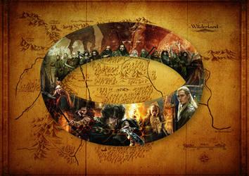 The Hobbit by CorentinChiron