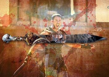 Gladiator by CorentinChiron