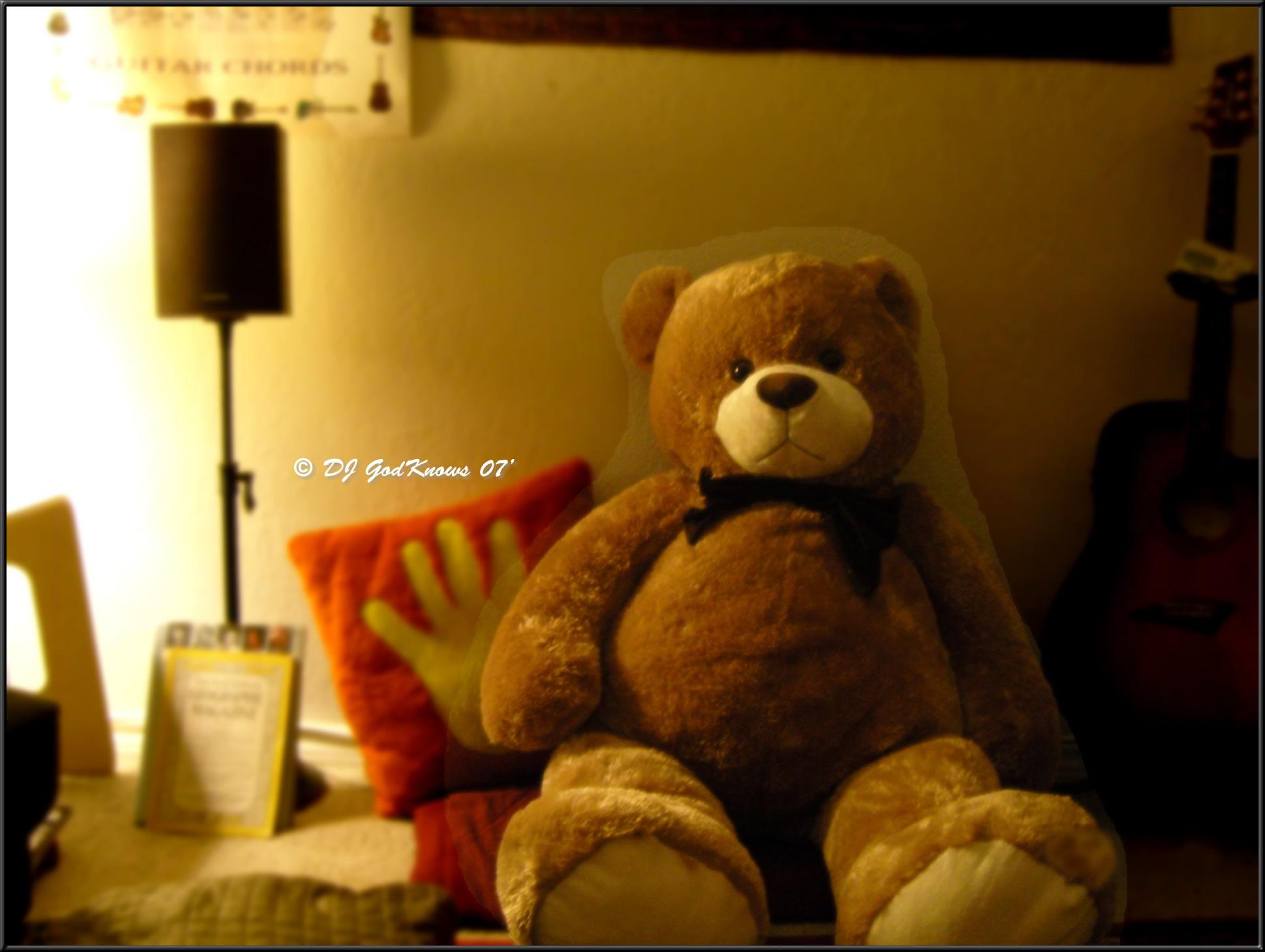 Teddy by djgodknows