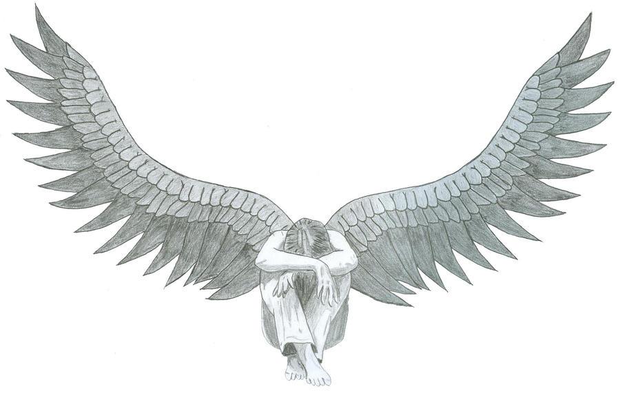 Dark Angel by Arty-Kyn on DeviantArt