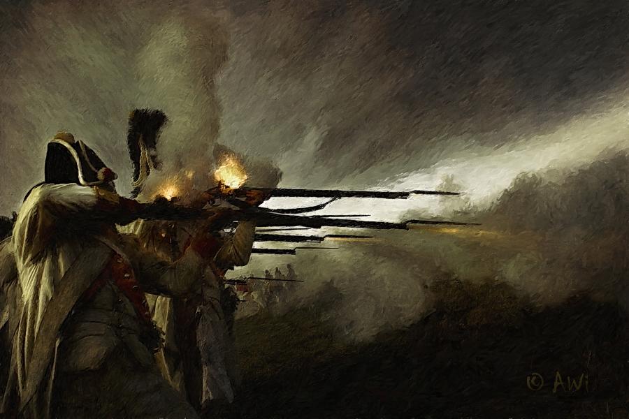 Battle of Maxen (Saxonia) by feldjaeger1757