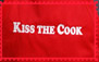 Kiss The Cook Stamp by IamMissOriginal