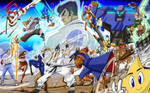 Sega Fighters Hypermix