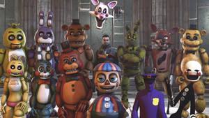 Gang of FNAF