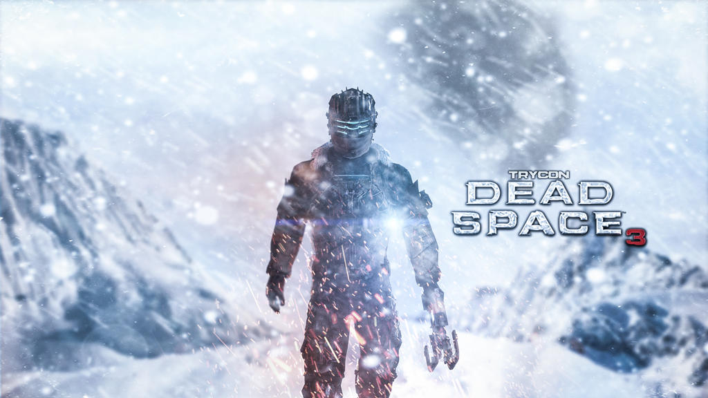 dead space 3 by trycon1980 on deviantart