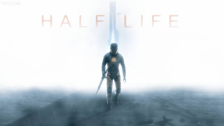 Half Life by Trycon1980