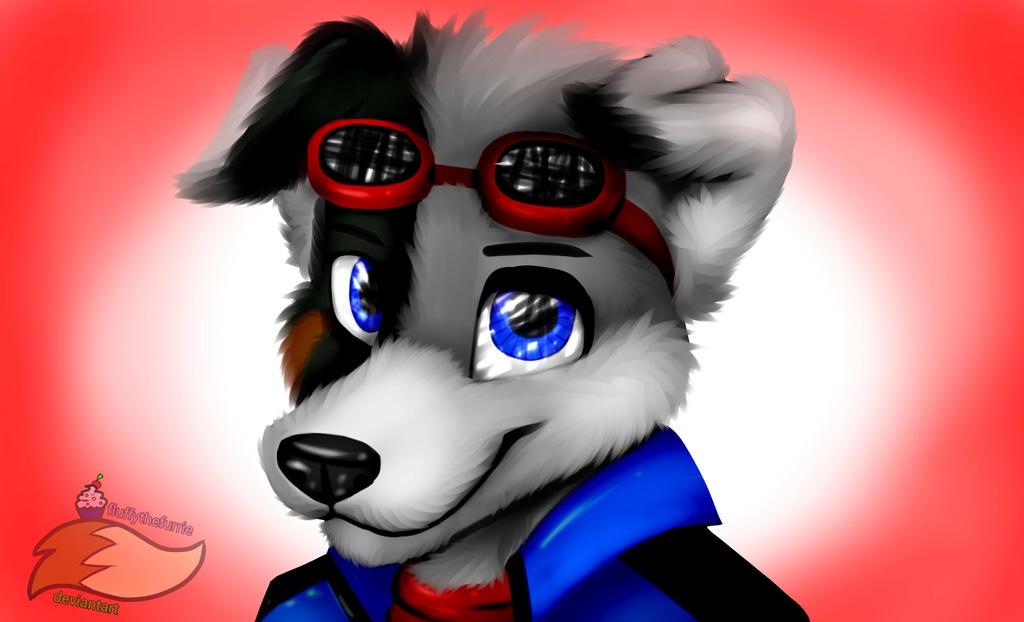 Stardog Smasher by fluffythefurrie