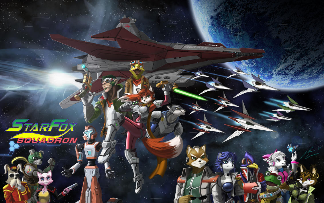 descargar star fox