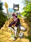Krystal's Alternate Costume