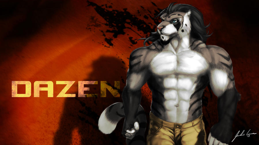 Dazen by JECBrush
