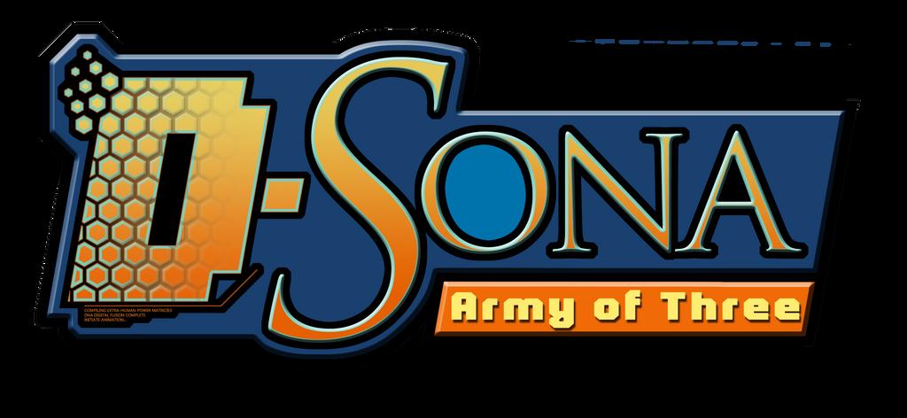 D-Sona Logo by JECBrush