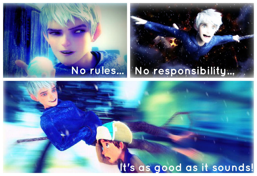 Jack Frost's way of life... by CeeJayFrost