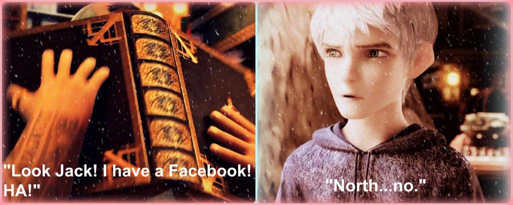 Add me on Facebook, Jack? by CeeJayFrost