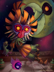 Majora's Mask would like to battle