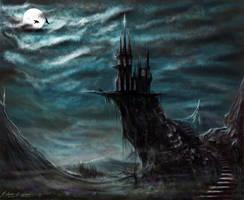 Evil Castle by symbols3D