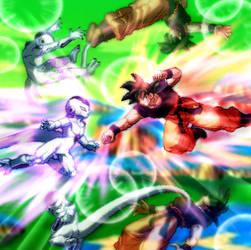 Enter Goku, Save Namek!!!