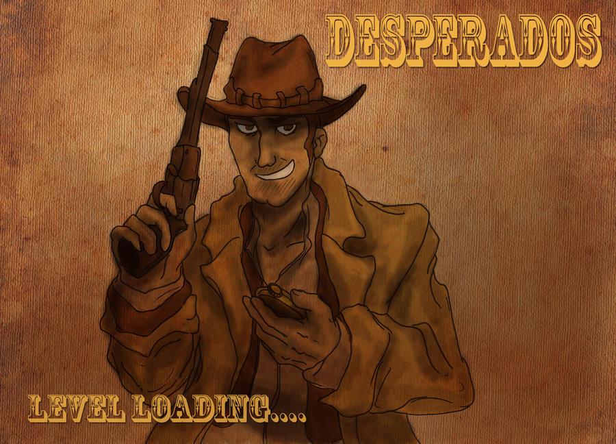 03 Desperados - CHAPTER I - load screen by WielkiDuchII
