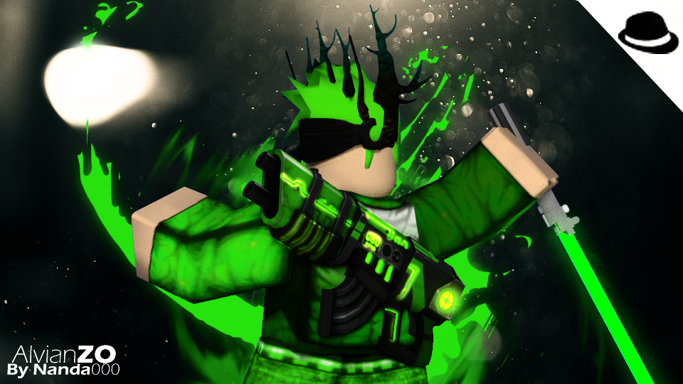 A Roblox GFX By Nanda000 For AlvianZO NandaMC