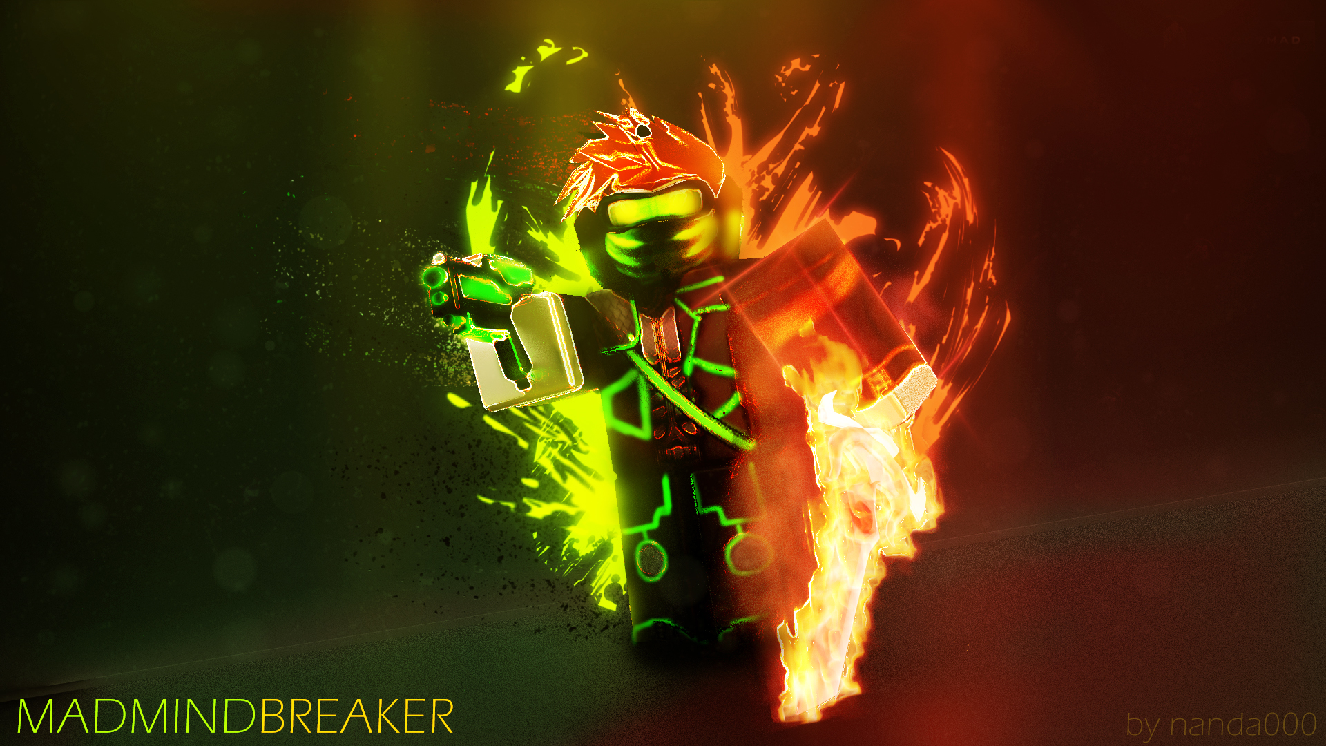 A Roblox GFX By Nanda000 For MadMindBreaker NandaMC