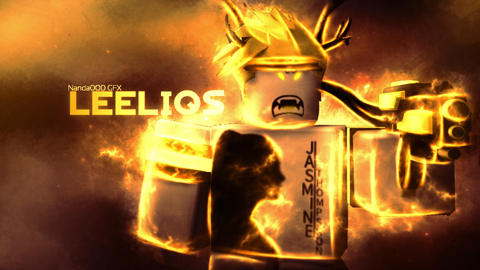 A Roblox Gfx By Nanda000 For Leeliqs By Nandamc On Deviantart