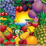 Fruit Paradise by rjonesdesign