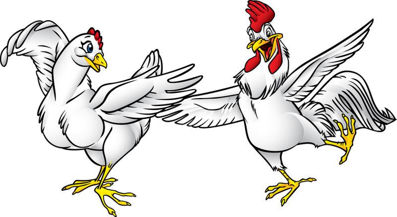 dancing chickens by rjonesdesign on deviantart