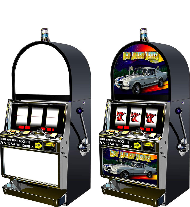 Come manomettere una slot machine