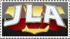 JLA Logo Stamp by rjonesdesign