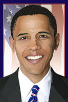 Obama by rjonesdesign