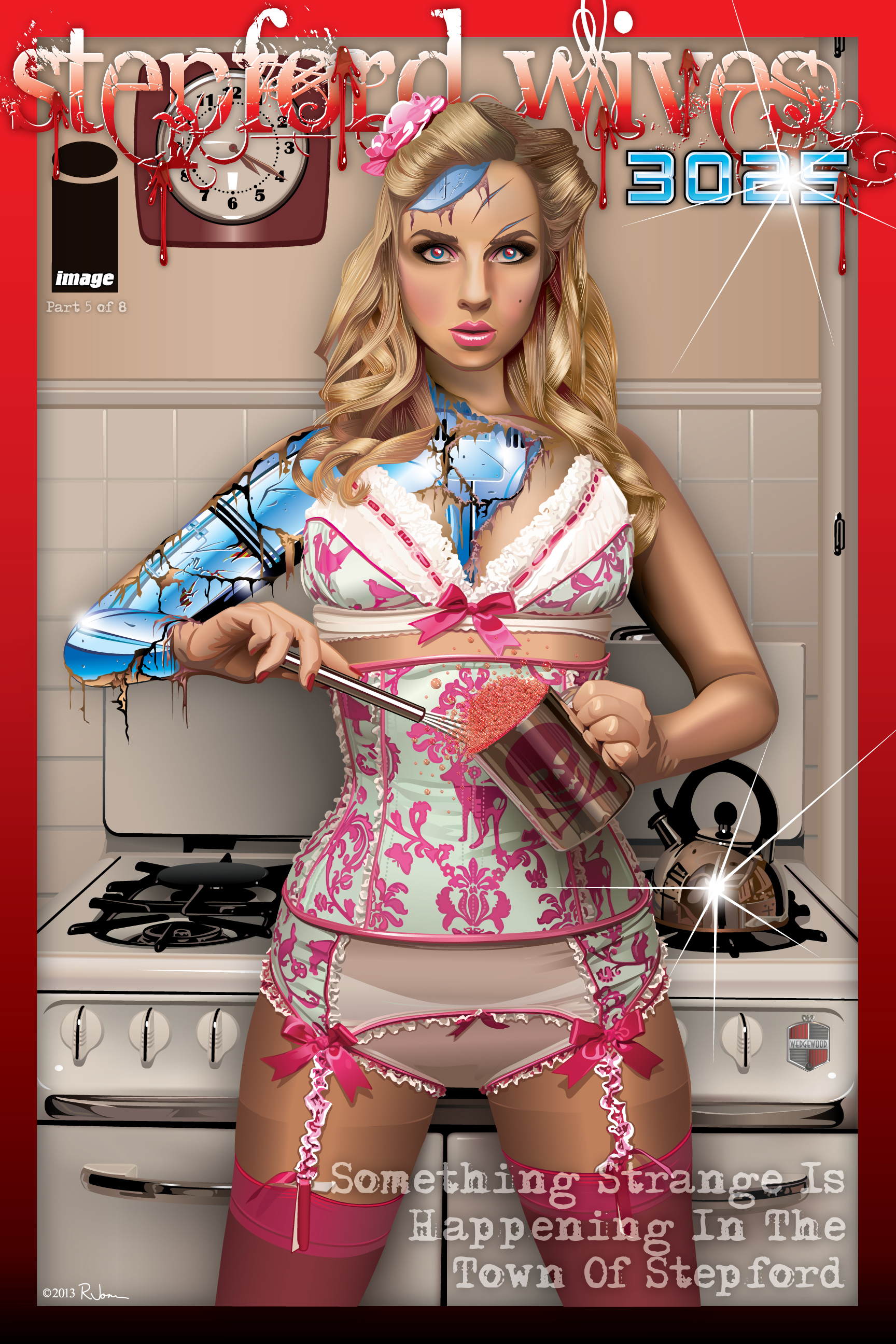 Stepford Wives 3025 by rjonesdesign
