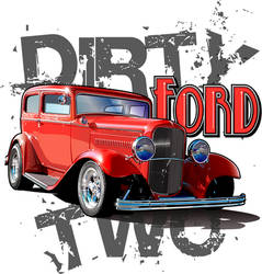 Dirty Two Ford