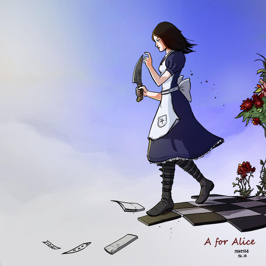 A for Alice by Pehesse
