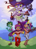 Mighty Gals by Pehesse