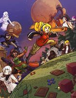 Iconoclasts fanart
