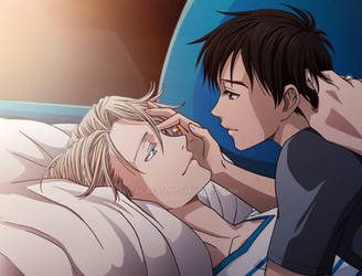 Life and Love _ Yuri On Ice_ Victor and Yuri
