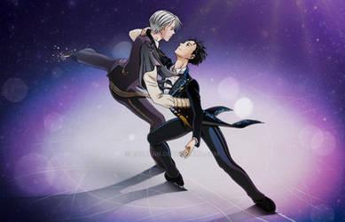 Phantom Of The Opera. Yuri On Ice Victor and Yuri