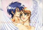 Pur Love Van and Hitomi