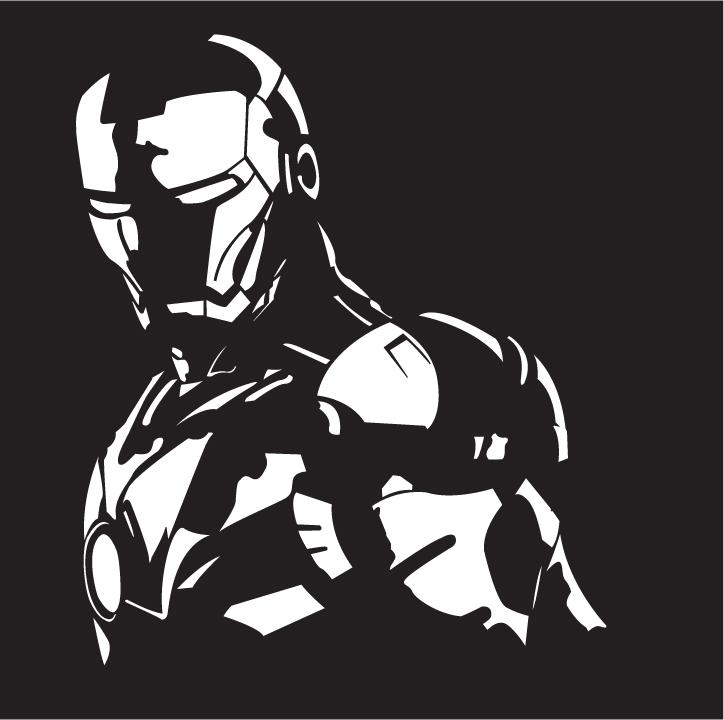 Ironman Vector drawing by Tromano89 on DeviantArt