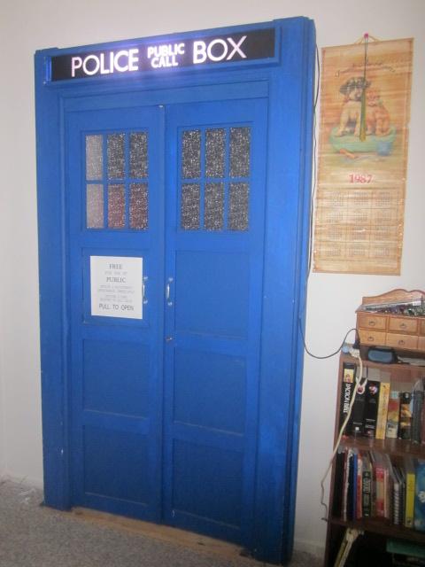 my bedroom closet door by eileenmeierrocks