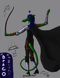RPG Dragon char