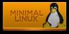 Minimal Linux logo 1 by codifred