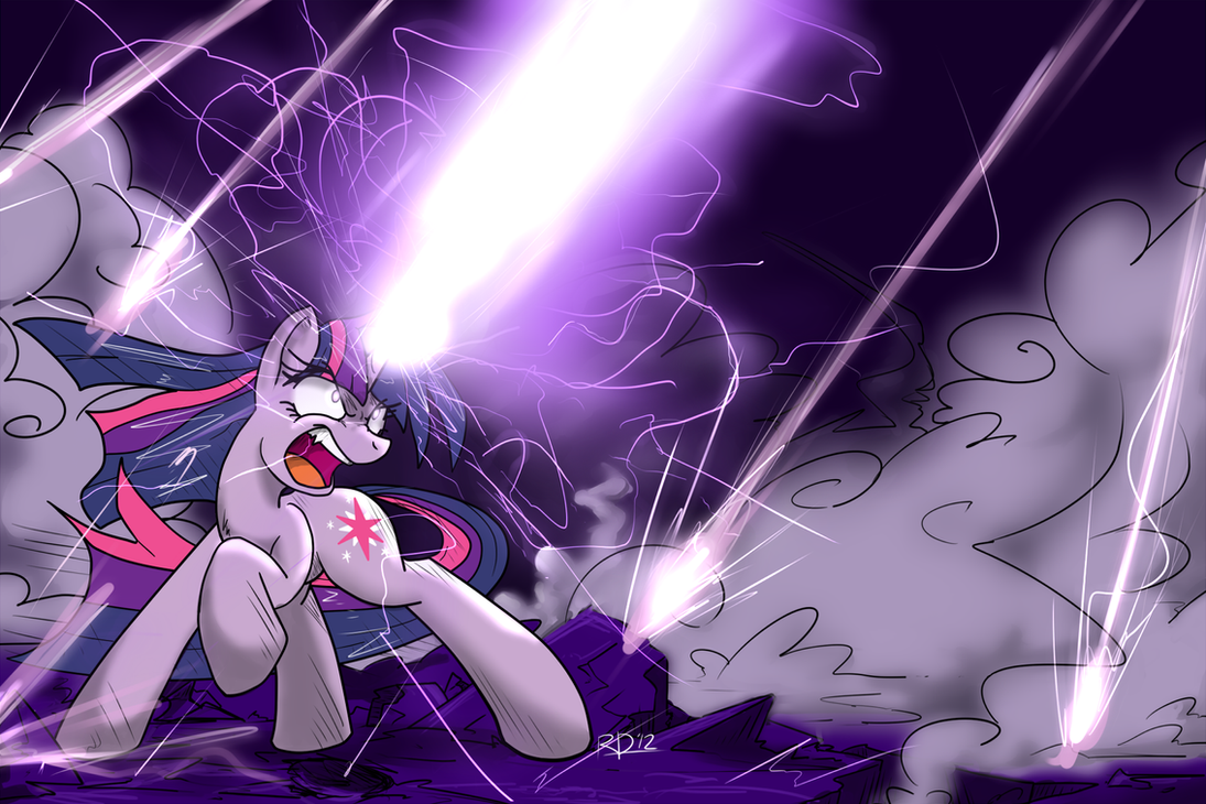 Twilight - Counterattack by ReiDuran